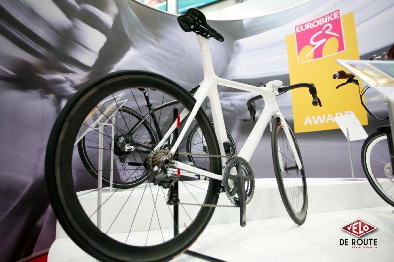 L'Eurobike 2011 a ouvert ses portes aux professionnels du cycle ce mercredi 31 août.