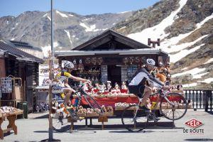 gallery Le tour du Mont Blanc / Un exquis mélange d'effort et d'adrénaline