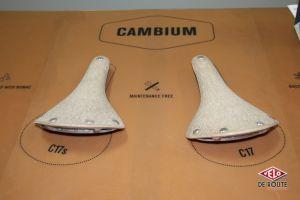 gallery Nouveauté BROOKS: la selle Cambium nait après 7 ans de recherche!