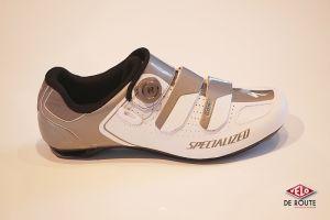 Nouvelle chaussure Comp Road, avec semelle en composite et serrage Boa.