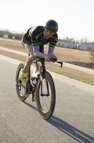 gallery Dave Mirra, du BMX au Triathlon !