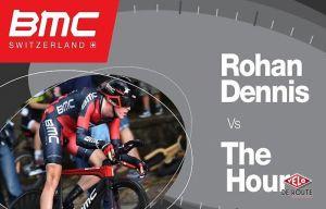 gallery La tentative du record de l'heure de Rohan Dennis / Mise à jour !