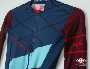 gallery Essai textile / Rapha Cross Suit - Une combi de super héros