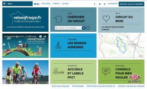 gallery Des centaines de circuits à portée de clic sur Véloenfrance.fr 2.0
