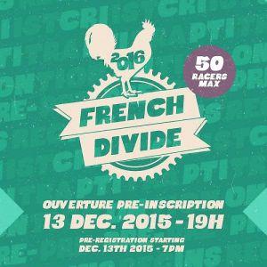 gallery French Divide / Une incroyable aventure à vivre en mode gravel !