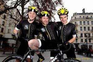 gallery Team Look Critérium prêt à rivaliser sur le circuit Redhookcrit