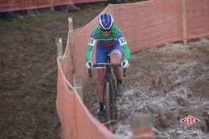 gallery Coupe du monde de cyclocross Lignières en Berry : course dames