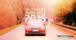 gallery Jeu concours Paris-Nice 2016 by ŠKODA