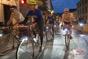 Jan Haines, de bicycle quaterly a fait le voyage depuis Seattle pour juger la nouvelle garde des constructeurs français