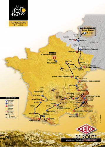 gallery Le Tour de France 2017 / L'Etape du Tour / La Course