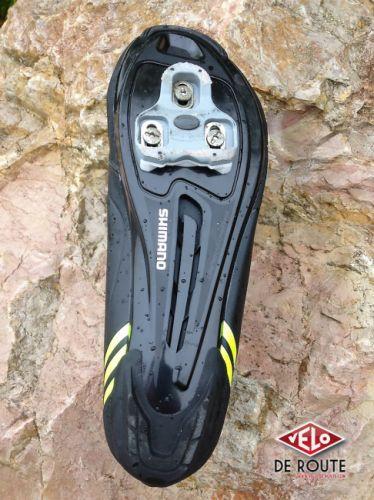 gallery Essai chaussures / Shimano RW5 - Même en hiver, ça reste le pied !