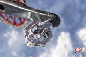 Les Crankbrother ont beaucoup de défauts, mais sur la neige rien de les arrête