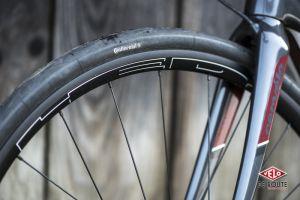 les roues Hed Ardennes Plus boostent le volume des pneus et la tenue de cap