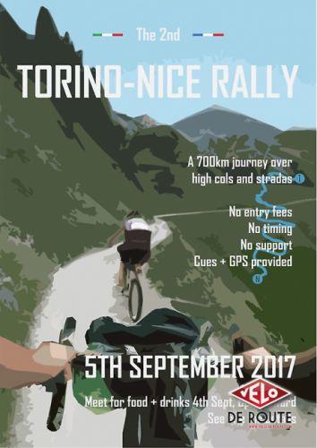gallery Torino-Nice Rallye – Une épreuve mélangeant aventure et gravel