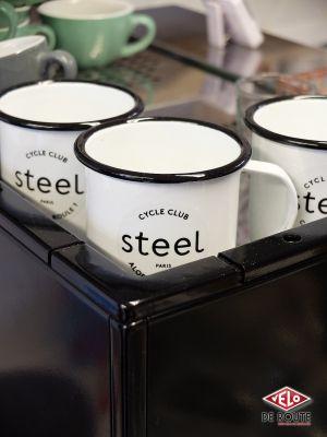 Steel Coffee Shop