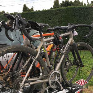 gallery Gravel66 - La passion du vélo soudée au corps