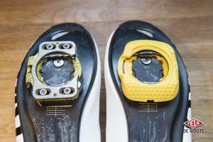 gallery Essai longue durée : pédales Speedplay et cales Walkable