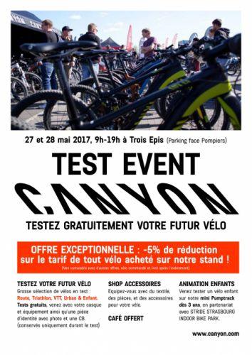 gallery Essai Canyon – 27-28 mai aux Trois Epis