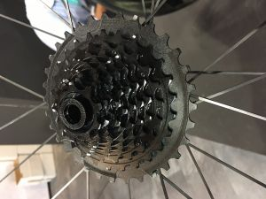 gallery Eurobike 17 : cassettes 3T Bailout & Overdrive