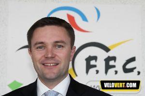 gallery David Lappartient, nouveau président de l'UCI