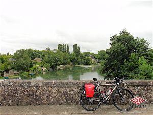 Etape 2 : Bazouges sur le Loir est une invitation à revenir pour visiter…