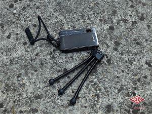 Un petit appareil photo robuste pour garder quelques souvenirs. Ce petit Sony n'est pas un perdreau de l'année mais il est étanche et résistant.