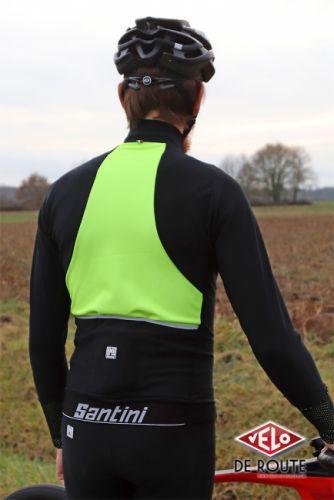 gallery Essai : Cuissard et maillot longs Santini Vega 2.0
