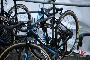 gallery Championnats du monde de cyclo-cross / Le matériel soumis aux pires traitements