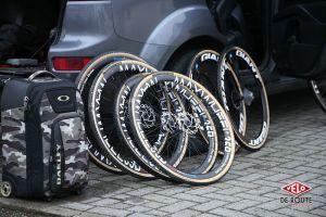 La collection de roues de Fabien Canal