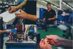 Beaucoup de fierté de la part des employés pour leur entreprise certifiée ISO 9001
