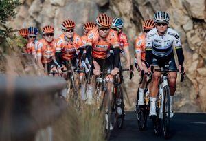 Trois équipes professionnelles rouleront sur le S-Works Tarmac Disc, les dames de Boels-Dolmans, la Quick-Step Floors et Bora-Hansgrohe avec Peter Sagan