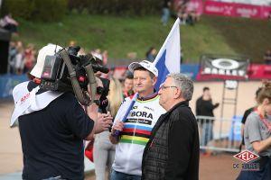 gallery Paris-Roubaix, les ambiances autour de la course
