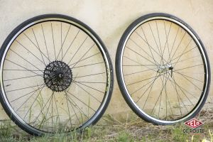 gallery Essai : moyeux route HOPE RS4