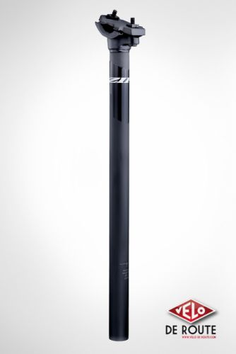 Tige de selle Service Course SL (recul 0mm, logo blanc)