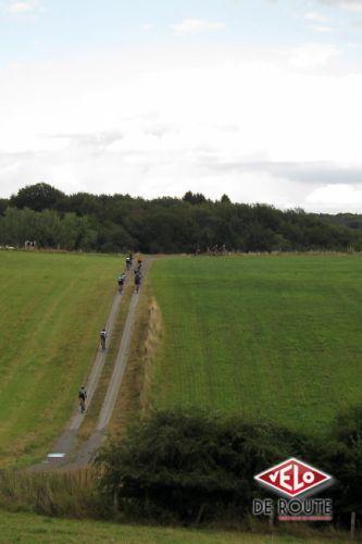 ... pour découvrir et mettre à l'épreuve des vélos imaginés pour cet environnement.