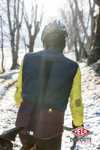 gallery Pedaled : Tokaido Alpha Vest
