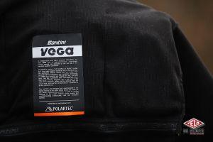 gallery Veste Santini Vega Xtreme, plus forte que le froid