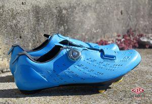 gallery Essai pédales et chaussures :  Shimano PD R800 et RP9
