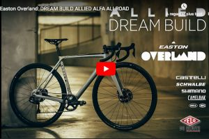 gallery Easton Overland : montage de Rêve sur un Allied Cycleworks