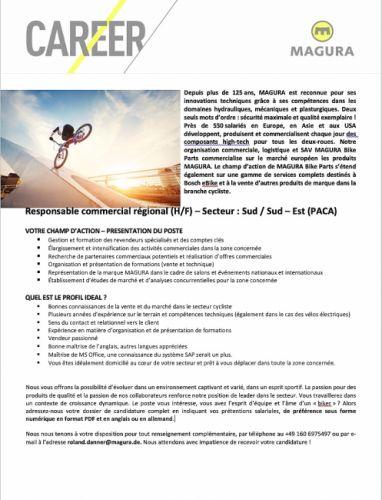 gallery Magura recrute un commercial (H / F)