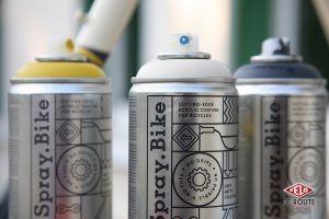 gallery Spray.Bike la peinture pour tous