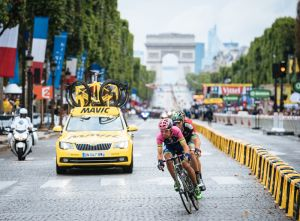 gallery Mavic : une série limitée Tour de France