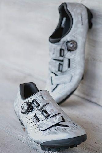 gallery RX8, la chaussure Gravel selon Shimano
