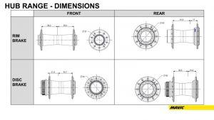 gallery Mavic : des jantes et des moyeux pour les monteurs de roues