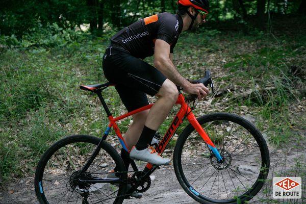 gallery Essai : Lapierre Crosshill 500, une base solide