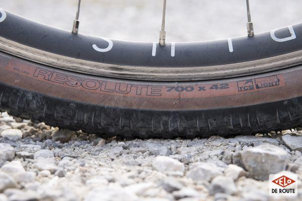 gallery Essai : pneus WTB Resolute 42