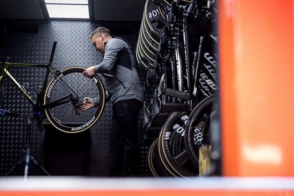 gallery La roue tourne de nouveau pour Cadex ....