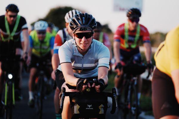 gallery C'est une fille ! Fiona Kolbinger remporte la Transcontinental Race 2019 !
