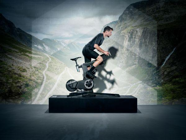 gallery Wahoo lance le vélo d'intérieur 2.0
