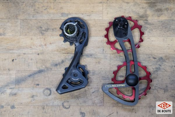 gallery Essai : chape CyclingCeramic